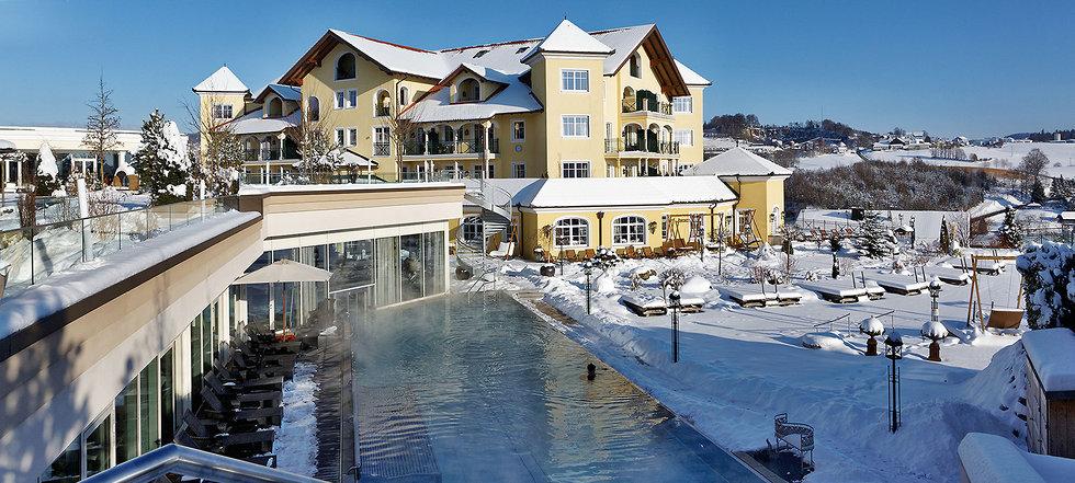 Wellnesshotel Jagdhof im Bayerischen Wald